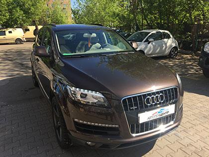 Идеальное качество ремонта Audi 5
